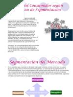 Segmentacion Del Mercado - Rossana Garcia