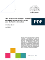 The Palestinian Diaspora on The Web: