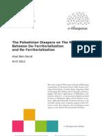 The Palestinian Diaspora on The Web: Between De-Territorialization and Re-Territorialization