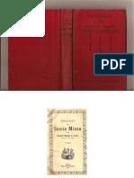 Explicação da Santa Missa (Martinho de Cochem) - 1914