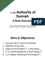 Sunnah Authority1