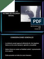 Abordaje de las víctimas de violencia sexual