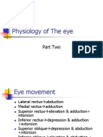 Physiology of the Eye (2)