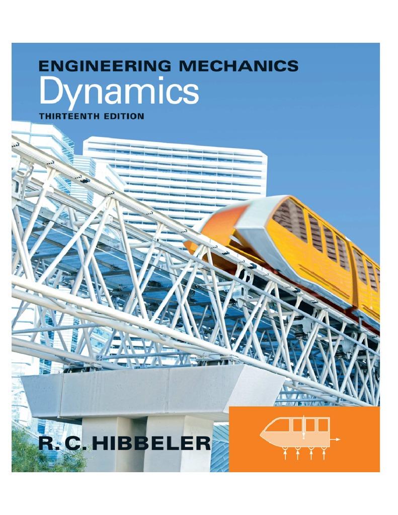 Pdf 7511 Engineering Mechanics 13th Edition Dynamics Solution