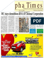 Feb. 15, 2009 T Nagar issue