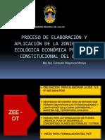 Proceso Zee Callao