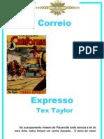 California - Correio Expresso - Tex Taylor