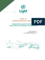 Regulamentação para baixa tensão.pdf