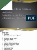 Gerenciamento de resíduos químicos..pptx
