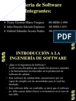 Ingnieria de Software