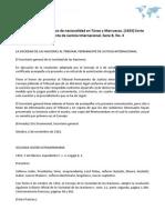 Opinión sobre Decretos de nacionalidad en Túnez y Marruecos. [1923] Corte Permanente de Justicia Internacional, Serie B, No. 4