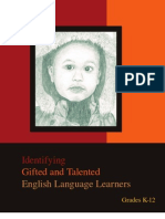 Identify Gifted Talented Ell