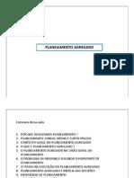 Planejamento Agregado