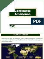 Geografia Continente Americano