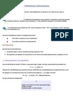 Ejercicios de Probabilidad y Estadistica 0