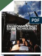 Transfer of Environmentally Sound Technologies