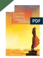 Espinosa German  -La Tejedora de Coronas.pdf