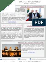 Boletín Informativo. Edición de Febrero