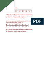 Lista de  Exercícios-correlação regressão.doc