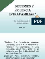 Adicciones y Violencia Intrafamiliar