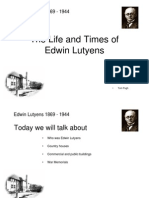 Lutyens Finnished Presentation