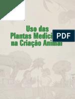USO DAS PLANTAS MEDICINAIS NA CRIAÇAO ANIMAL