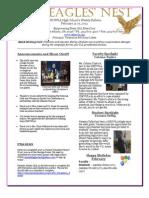 Weekly Bulletin 2-11-2013