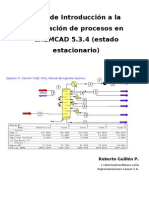 Manual de Chem Cad