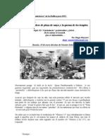 Revisionismo de La Quema de Las Personas y de Las Iglesias.