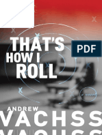 An Exclusive Excerpt From That's How I Roll by Andrew Vachss