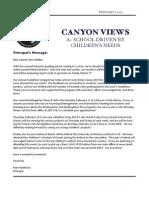 Canyon Views 2-8-13
