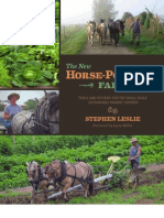 Lynn Miller's Foreword to The New Horse-Powered Farm