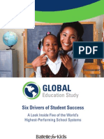 Six Drivers of Student Success