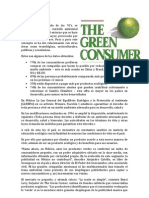 Ecological Consumer
