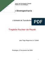 Tragédia nuclear de Mayak - Trabalho