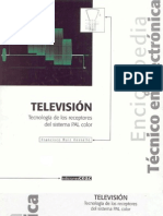 Television Tecnologia Sistema Pal Color (Libro a Seguir)