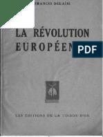 70676842 Francis Delaisi La Revolution Europeenne 1942