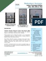 Paradise Datacom Indoor-Redundant SSPA 209495 RevA