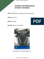 Introducción a los Mercados de Futuros y Opciones - 4ta Edición - John C. Hull