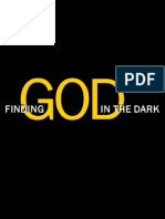 Finding God in the Dark