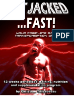 Christian Thibaudeau - Get Jacked... FAST