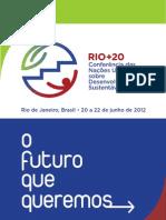 Rio+20 Futuro Que Queremos Guia