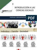 Introducción a las Ciencias Sociales b