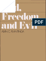 God, Freedom, And Evil - Alvin Plantinga