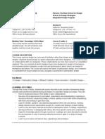 Download Syllabus (PDF)