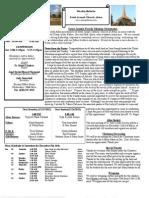 St. Joseph December 9, 2012 Bulletin