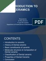 Introduction to Ceramics1