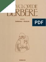 Encyclopedie Berbere n 26