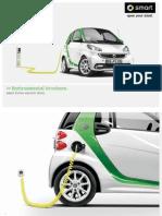 Environmentalbroschure Smart Electricdrive Eng