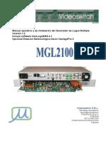 Manual MGL2100 V1.2